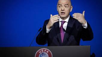 Verspricht den Mitgliederverbänden Hilfe: FIFA-Präsident Gianni Infantino