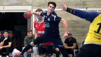 Die HSG Leimental verliert das erste Spiel der Rückrunde der Finalrunde nur knapp.