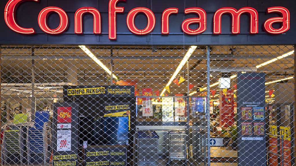Conforama Schweiz kommt in Schweizer Besitz. (Archivbild)