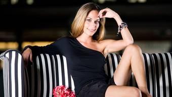 Corinne Parrat ist gehörlos und wurde 2009 zur Miss Handicap gewählt.