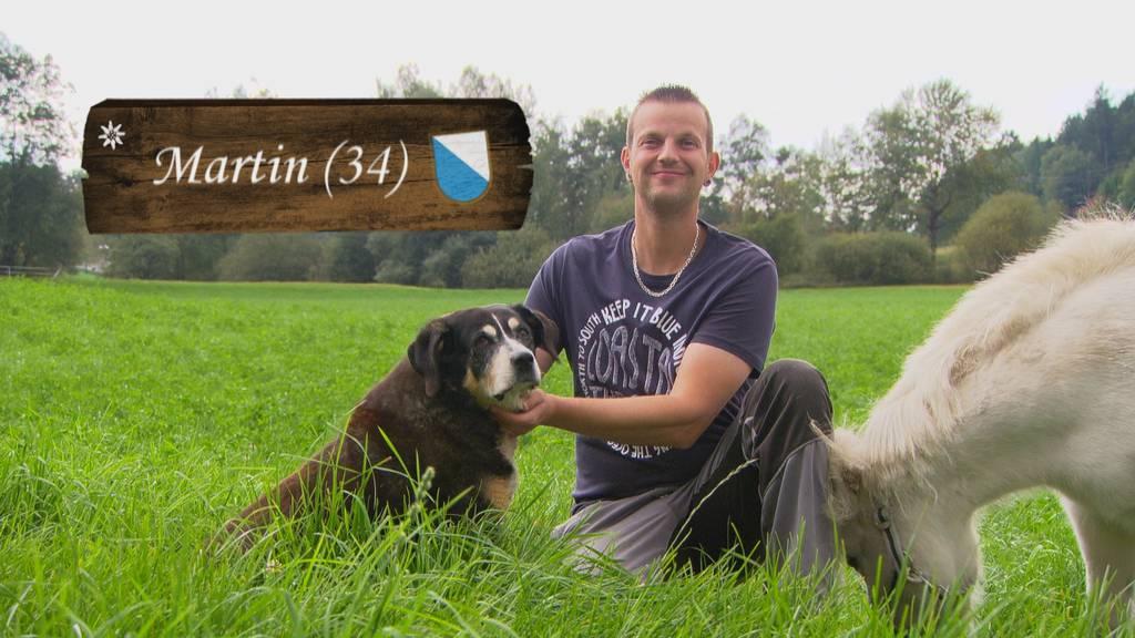 BAUER, LEDIG, SUCHT... ST13 - Portrait Martin (34)