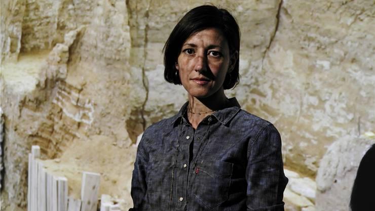 Rossella Biscotti gehört zu den Ausstellerinnen.