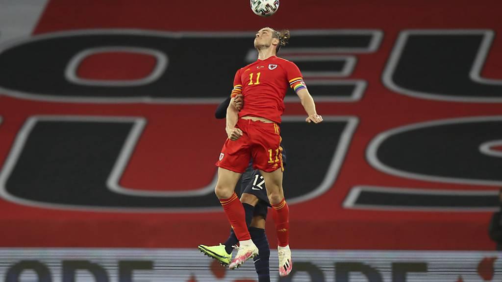 Gareth Bale ist auch 2021 der Star bei den Walisern