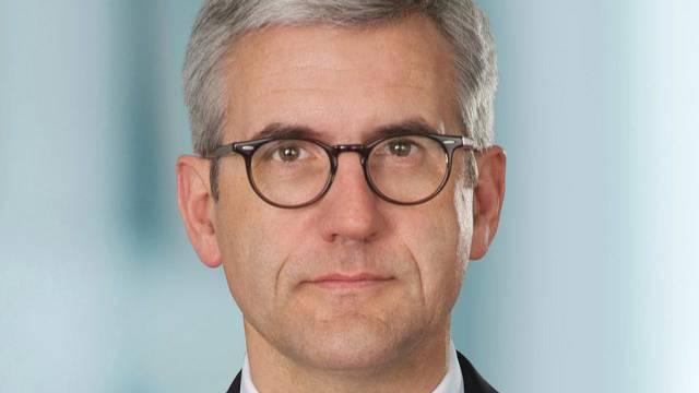 Ulrich Spiesshofer hat bei ABB das Ruder übernommen (Archiv)