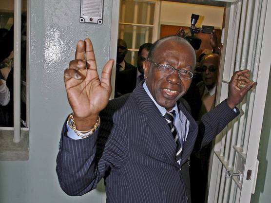 Jack Warners Tätigkeiten werden ganz genau unter die Lupe genommen. (Archiv)