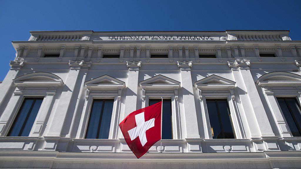 Das Bundesstrafgericht in hat einen SBB-Mitarbeiter zu einer Freiheitsstrafe verurteilt. (Archiv)