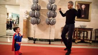 Die Präsidentschaft von Barack Obama