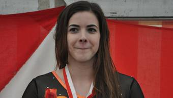 GETU 2015: Siegerin Laura Cervi.