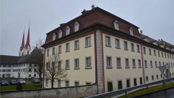 Das Bezirksgericht Muri. (Archiv)
