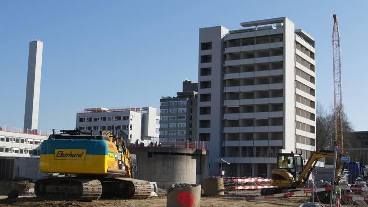 Wird nicht kantonalisiert: Spital Limmattal