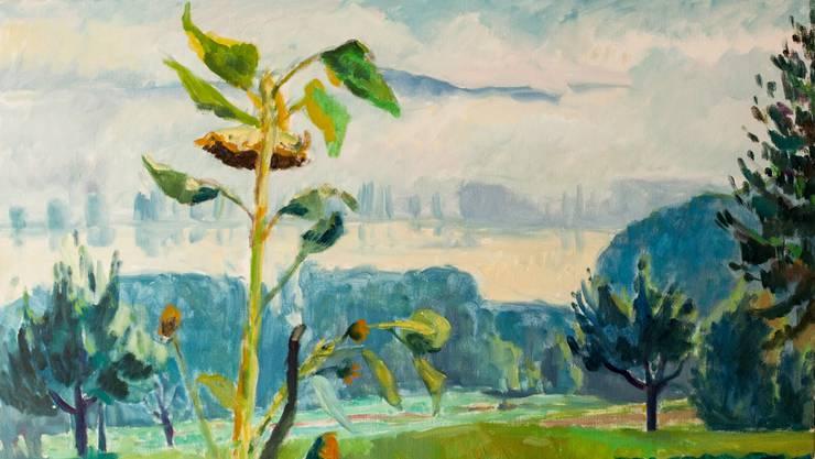 Am Sonntag, 4. September, 14–17 Uhr, wird in der Galerie Schlössli die Ausstellung «Sommer» mit Bildern von Kunstmaler Kurt Hediger eröffnet.