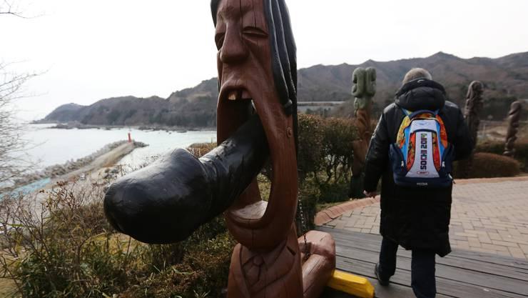Haesindang: Der Penis-Park in Südkorea