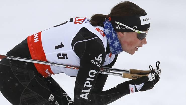 Zum Dopingfall Therese Johaug hat von Siebenthal eine klare Meinung:  «Johaug ist unglaubwürdig.»