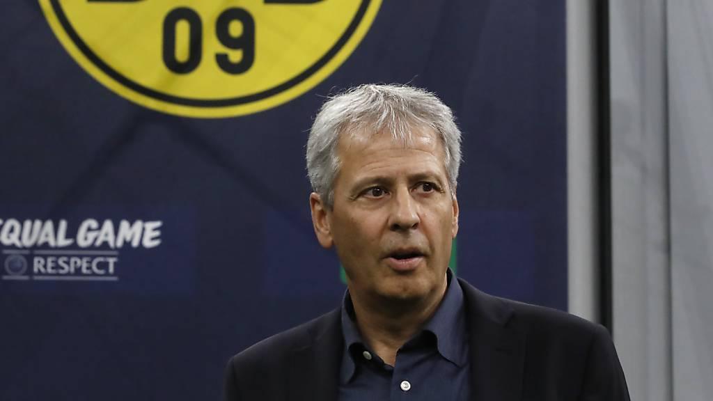 Deutsche Medien schreiben Favre als Dortmund-Trainer ab