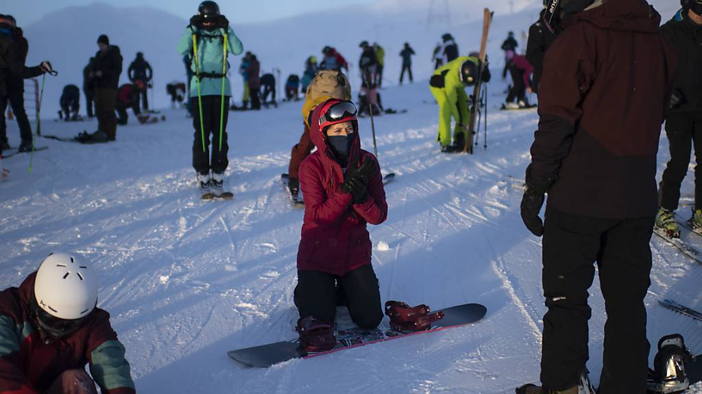 In Appenzell Innerrhoden werden die Skigebiete auf den 30. Dezember wieder geöffnet. (Symbolbild)