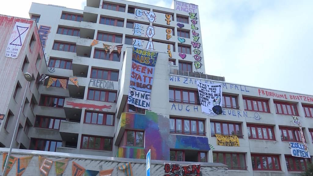 Hausbesetzung Zollikofen: Gemeinde reicht Räumungs- und Strafantrag ein
