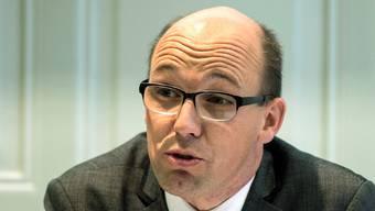 Auf CVP-Nationalrat Stefan Müller-Altermatt kommen die fünf stressigsten Tage seiner Politkarriere zu. KEYSTONE