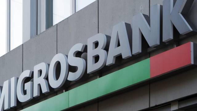 Am Montagnachmittag versuchte ein unbekannter die Migros Bank Filiale in Olten zu überfallen. (Archiv)