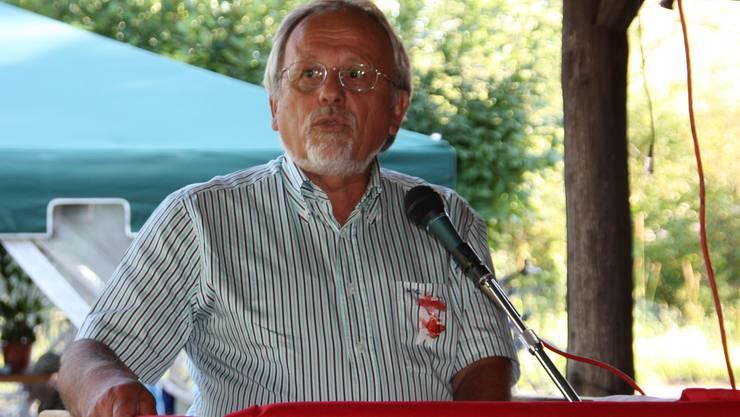 Peter Fiechter, Vizepräsident BKFV