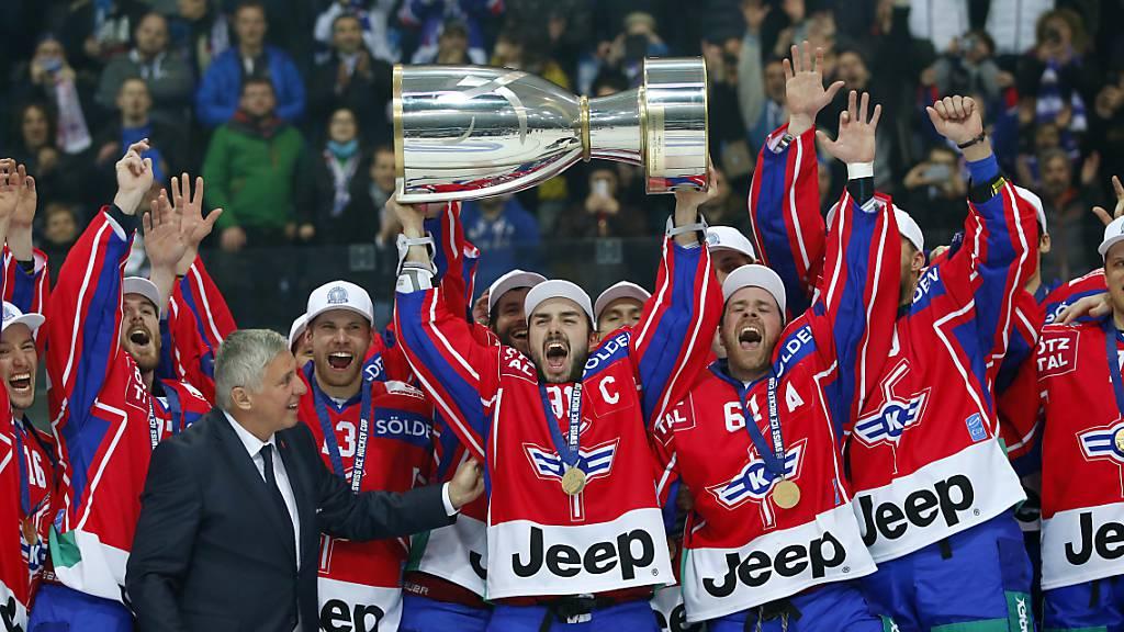 Schweizer Cup als Ouvertüre