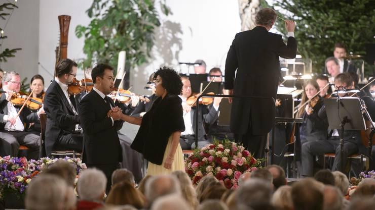 Neujahrskonzert des Argovia Philharmonic in Wettingen