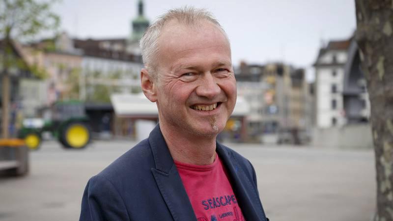Kaelli neuer Stadtrat in Rorschach – Ja zu Schwimmbad in Wittenbach