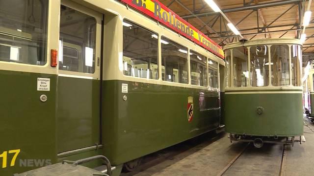 Neue Stiftung für alte Tram und Busse