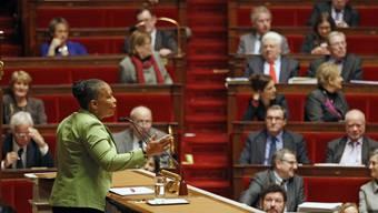 Sorgte für Aufruhr im französischen Parlament: Debatte über Homo-Ehe (Archiv)
