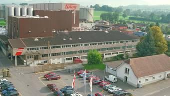 Muss schliessen: Die Verpackungsfirma Folag, im Bild der Hauptsitz in Sempach LU.