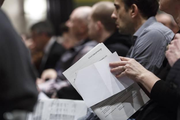 Die Steuersenkung wurde mit 285 zu 234 Stimmen verworfen.
