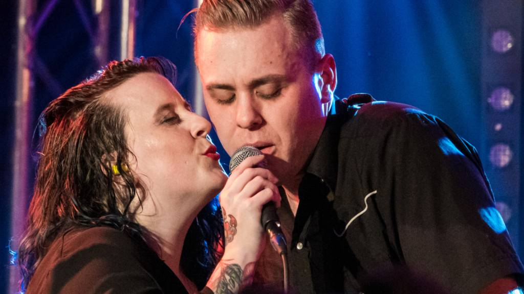 Nach dem Jubiläumsauftritt von Brad Stivers und Lindsay Beaver in Luzern 2019 müssen die Blues-Fans ein Jahr lang ohne Festival auskommen. (Archivbild)