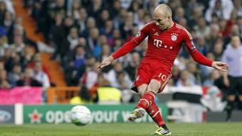 Das Champions League-Halbfinale zwischen Real Madrid und Bayern München