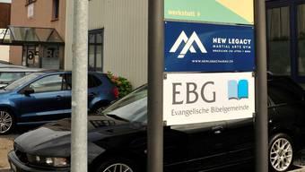 Die Freikirchen suchen grössereRäumlichkeiten – so auch die EBG. uw