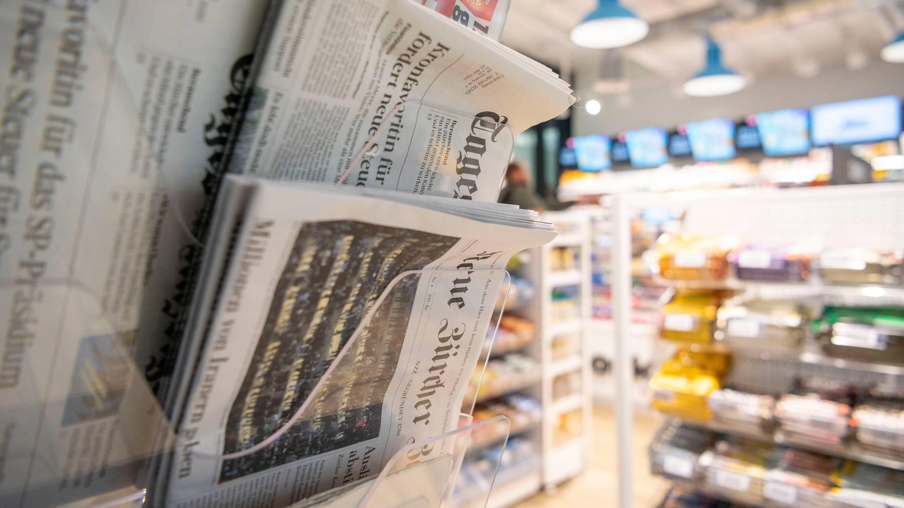 Mit dem «Frutigländer» macht die erste Zeitung in der Deutschschweiz dicht. (Symbolbild)