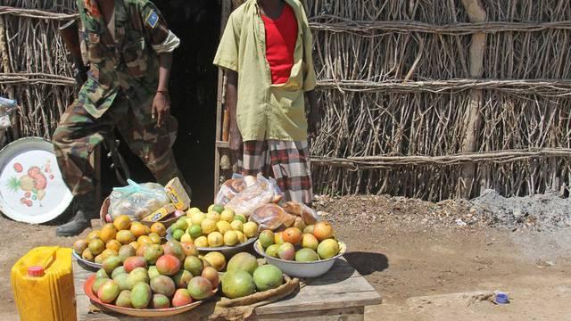 Alltag in Somalia (Symbolbild)