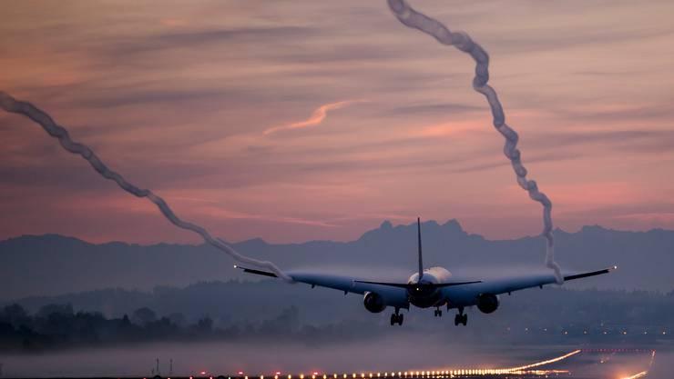 Die Flugbranche gerät unter der Klimadiskussion immer mehr unter Druck.