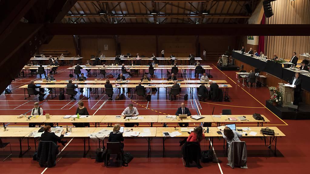 Der Thurgauer Grosse Rat wird voraussichtlich 2022 über die Bereinigung des Strassennetzes entscheiden können. (Archivbild)