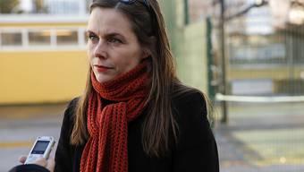 Sie führt künftig die isländische Regierung: Katrin Jakobsdottir. (Archiv)
