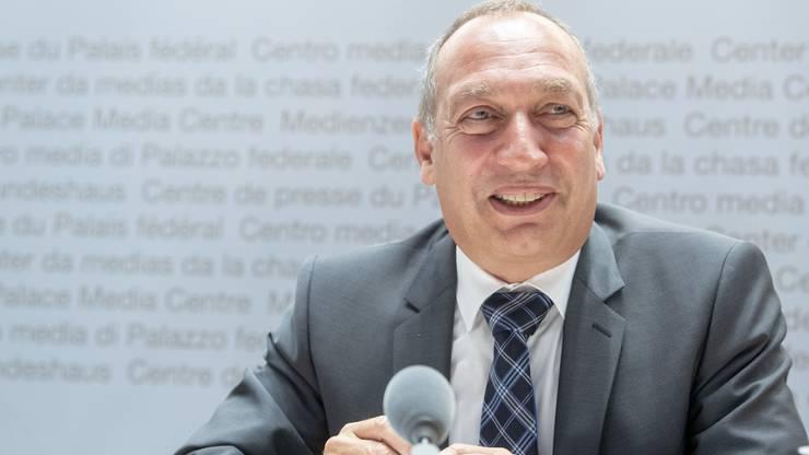 Bernard Maissen (59).