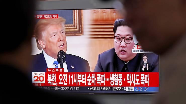 Nordkoreas Machthaber Kim Jong Un ist noch immer zu Gesprächen mit US-Präsident Donald Trump bereit. (Symbolbild)