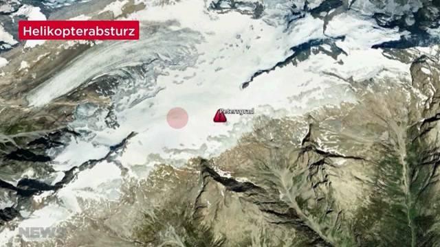 Petersgrat-Absturz: Pilot identifiziert