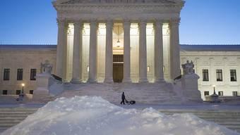Sitz des Obersten Gerichts der USA in Washington