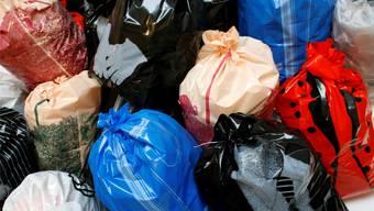 Die Abfallmengen beim Hauskehricht hat sich seit Einführung der Gratis-Vignetten nicht merklich verändert.