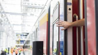 Nach einem tödlichen Einklemm-Unfall im August 2019 überprüften die SBB hunderte Zugstüren.
