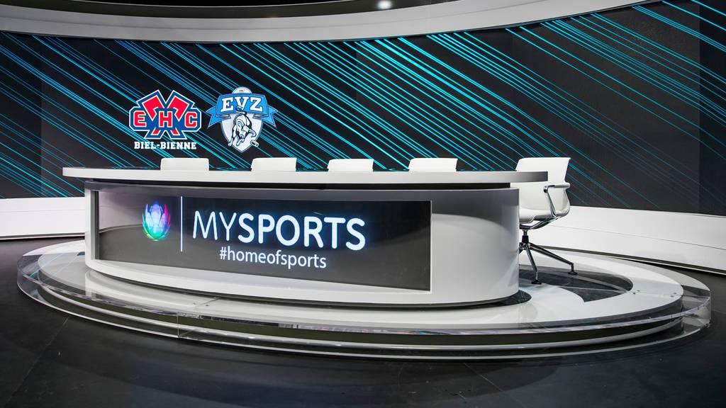 Eishockeyrechte missbraucht: Weko büsst UPC mit 30 Millionen Franken