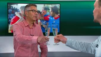 Im letzten FCA-Talk der Saison schauen Sebastian Wendel und Ruedi Kuhn auf das Auf und Ab der vergangenen Monate und das furiose Finale zurück - und in die Zukunft.