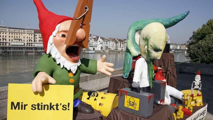 GLP stinkts wegen FDP-Umweltliste