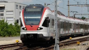 Heute ist Laufenburg Endbahnhof. Künftig könnten wieder Züge weiter Richtung Koblenz–Winterthur rollen.