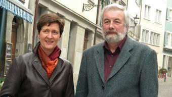 Die SP-Stadträte Esther Maurer und Robert Neukomm werden bei den Wahlen im Frühjahr nicht mehr antreten