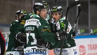 Eishockey, Swiss League, 35. Runde, EHC Olten – HCC (07.01.20)